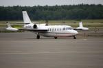 北の熊さんが、新千歳空港で撮影したOBERON AVIATION SERVICES PTY LTD 1124A Westwind IIの航空フォト(写真)