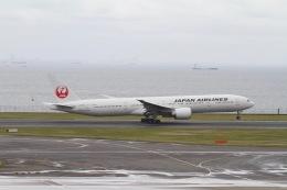 344さんが、羽田空港で撮影した日本航空 777-346/ERの航空フォト(飛行機 写真・画像)