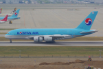 PASSENGERさんが、仁川国際空港で撮影した大韓航空 A380-861の航空フォト(写真)