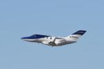 kuro2059さんが、新千歳空港で撮影したホンダ・エアクラフト・カンパニー HA-420の航空フォト(写真)