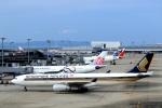 mat-matさんが、関西国際空港で撮影したシンガポール航空 A330-343Xの航空フォト(写真)