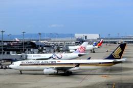 mat-matさんが、関西国際空港で撮影したシンガポール航空 A330-343Xの航空フォト(飛行機 写真・画像)