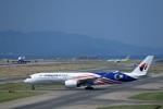 mat-matさんが、関西国際空港で撮影したマレーシア航空 A350-941XWBの航空フォト(写真)