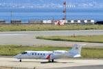 mat-matさんが、関西国際空港で撮影したプライベートエア 60XRの航空フォト(写真)