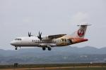 MIRAGE E.Rさんが、出雲空港で撮影した日本エアコミューター ATR-42-600の航空フォト(写真)