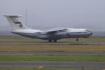 sumihan_2010さんが、関西国際空港で撮影したロシア空軍 Il-76MDの航空フォト(写真)
