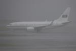 sumihan_2010さんが、関西国際空港で撮影したサウジアラビア王室空軍 737-7DP BBJの航空フォト(写真)