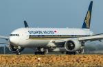 B.K JEONGさんが、シドニー国際空港で撮影したシンガポール航空 777-312/ERの航空フォト(飛行機 写真・画像)