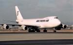 ハミングバードさんが、名古屋飛行場で撮影したサザン・エア・トランスポート 747-249F/SCDの航空フォト(写真)