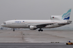 Hariboさんが、名古屋飛行場で撮影したユーロアトランティック・エアウェイズ L-1011-385-3 TriStar 500の航空フォト(飛行機 写真・画像)