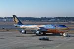 Gambardierさんが、成田国際空港で撮影したシンガポール航空 747-412の航空フォト(写真)