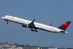 masa707さんが、サンフランシスコ国際空港で撮影したデルタ航空 757-351の航空フォト(写真)