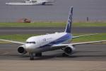 けいとパパさんが、羽田空港で撮影した全日空 767-381/ERの航空フォト(写真)