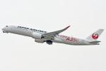 sachiさんが、関西国際空港で撮影した日本航空 A350-941XWBの航空フォト(写真)