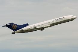 Hariboさんが、スカルノハッタ国際空港で撮影したマンダラ・エアラインズ 727-232/Advの航空フォト(飛行機 写真・画像)