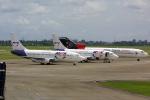 Hariboさんが、スカルノハッタ国際空港で撮影したRPX・リパブリック・エクスプレス・航空 737-2K2C/Advの航空フォト(写真)
