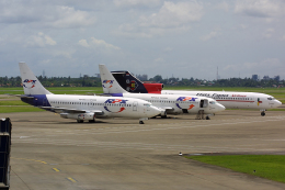 Hariboさんが、スカルノハッタ国際空港で撮影したRPX・リパブリック・エクスプレス・航空 737-2K2C/Advの航空フォト(飛行機 写真・画像)