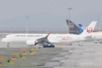 FLYING  HONU好きさんが、関西国際空港で撮影した日本航空 A350-941XWBの航空フォト(写真)