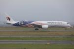 sky-spotterさんが、関西国際空港で撮影したマレーシア航空 A350-941XWBの航空フォト(写真)