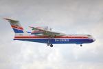 ちゃぽんさんが、ル・ブールジェ空港で撮影したTANTK Berieva Be-200ESの航空フォト(飛行機 写真・画像)