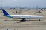 yabyanさんが、中部国際空港で撮影したガルーダ・インドネシア航空 A330-343Xの航空フォト(写真)