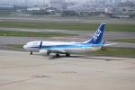 スリーナインさんが、伊丹空港で撮影した全日空 737-881の航空フォト(写真)
