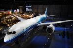 ANA744Foreverさんが、中部国際空港で撮影したボーイング 787-8 Dreamlinerの航空フォト(飛行機 写真・画像)
