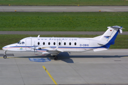 Hariboさんが、チューリッヒ空港で撮影したアヴァンティ・エア 1900Dの航空フォト(飛行機 写真・画像)