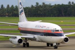 Hariboさんが、スカルノハッタ国際空港で撮影したバタビア航空 737-266/Advの航空フォト(飛行機 写真・画像)