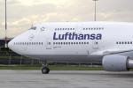 senyoさんが、バンクーバー国際空港で撮影したルフトハンザドイツ航空 747-430の航空フォト(写真)