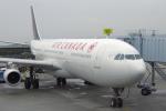 senyoさんが、バンクーバー国際空港で撮影したエア・カナダ A340-313Xの航空フォト(写真)