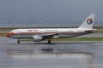 sky-spotterさんが、関西国際空港で撮影した中国東方航空 A320-214の航空フォト(飛行機 写真・画像)