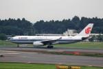 T.Sazenさんが、成田国際空港で撮影した中国国際航空 A330-243の航空フォト(写真)