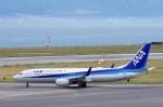 mild lifeさんが、関西国際空港で撮影した全日空 737-881の航空フォト(写真)