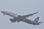 FLYING  HONU好きさんが、関西国際空港で撮影した香港エクスプレス A321-231の航空フォト(写真)