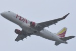 FLYING  HONU好きさんが、関西国際空港で撮影したフジドリームエアラインズ ERJ-170-200 (ERJ-175STD)の航空フォト(写真)