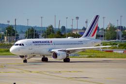 航空フォト:F-GRHF エールフランス航空 A319