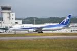 kumagorouさんが、函館空港で撮影した全日空 767-381/ERの航空フォト(写真)