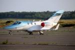 北の熊さんが、新千歳空港で撮影した日本法人所有 HA-420の航空フォト(飛行機 写真・画像)