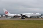 kumagorouさんが、函館空港で撮影した日本航空 767-346の航空フォト(写真)