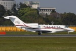 Hariboさんが、成田国際空港で撮影したカナダ企業所有 Cessnaの航空フォト(写真)