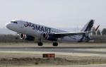 planetさんが、ラ・フロリダ空港で撮影したジェットスマート A320-232の航空フォト(写真)