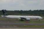 Smyth Newmanさんが、成田国際空港で撮影した全日空 777-381/ERの航空フォト(写真)