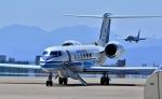Airway-japanさんが、函館空港で撮影した海上保安庁 G-V Gulfstream Vの航空フォト(写真)