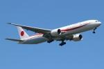 タンちゃんさんが、千歳基地で撮影した航空自衛隊 777-3SB/ERの航空フォト(写真)