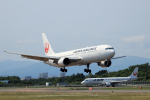 syo12さんが、函館空港で撮影した日本航空 767-346の航空フォト(写真)