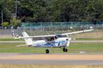 syo12さんが、函館空港で撮影した海上保安庁 172S Turbo Skyhawk JT-Aの航空フォト(写真)