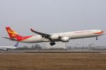 Hariboさんが、北京首都国際空港で撮影した海南航空 A340-642の航空フォト(写真)