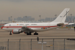 banshee02さんが、羽田空港で撮影したスペイン空軍 A310-304の航空フォト(飛行機 写真・画像)