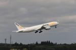 KAZFLYERさんが、成田国際空港で撮影したエアロ・ロジック 777-FZNの航空フォト(写真)